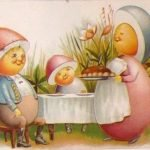 Детские стихи про Пасху (Светлое Воскресенье)