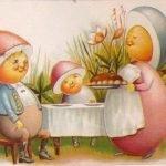 Детские стихи про пасху