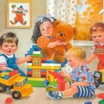 Наш любимый детский сад! — коллекция стихов (часть 2)
