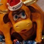 Торты и сладости на год Быка - рецепты и идеи